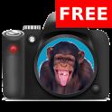 Monkey Camera Free icon