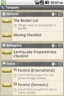 Checkmark To Do | Task List - screenshot thumbnail