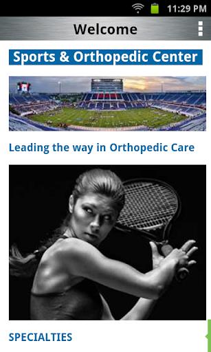Sports Orthopedic Center