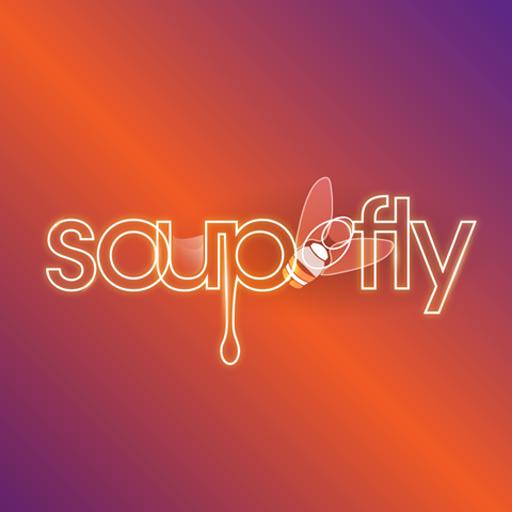 SoupFly LOGO-APP點子