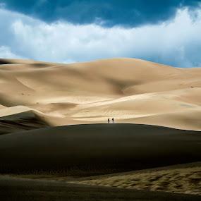 by Jeremy Elliott - Landscapes Deserts (  )