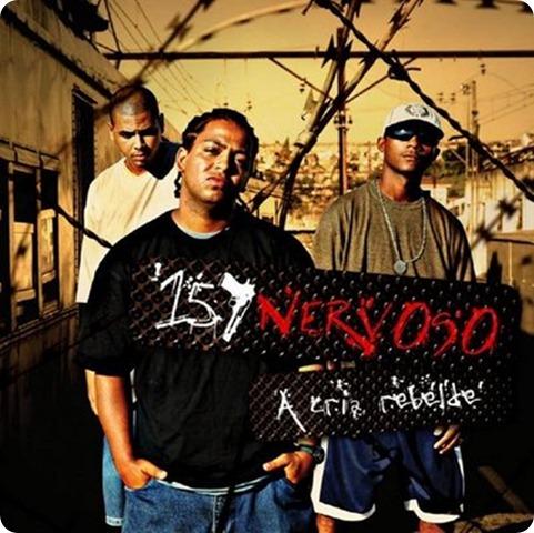 Capa 157 Nervoso (A Cria Rebelde) download