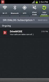 DriveMODE(Auto Loudspeaker)- screenshot thumbnail