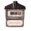 Mumbai Taxi and Rickshaw Card icon