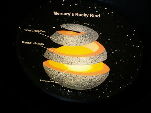 mercury planet temperature - photo #16