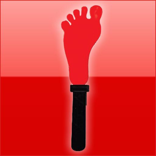 ตีนตบ เท้าตบ 工具 App LOGO-APP開箱王