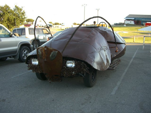 Ugly Bug Car