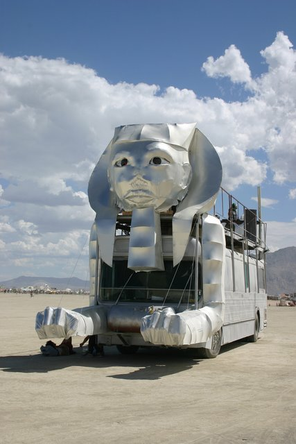 Sphinx Car