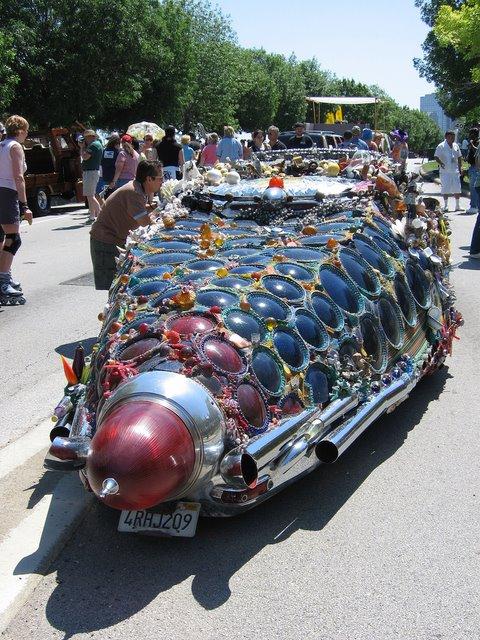 Another Weird Car