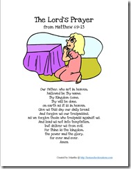 Lord's Prayer 2