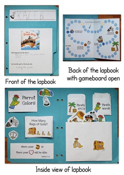 Pirate Lapbook