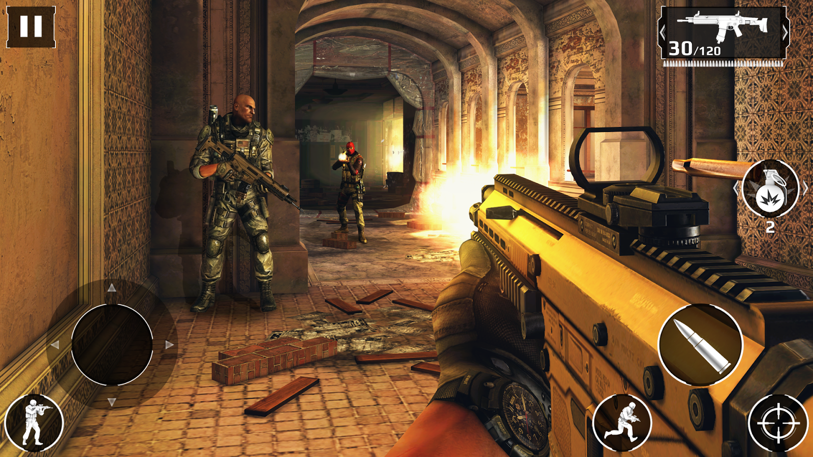 Modern Combat 5: Blackout - screenshot