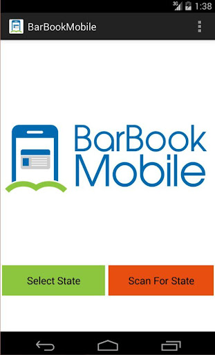 BarBook Mobile