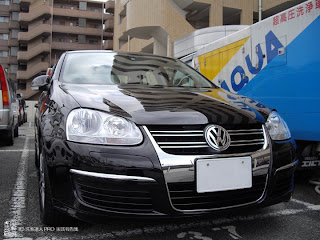 VW ジェッタ 07y  実践大賞2009