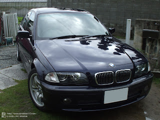 BMW 320iM 02y 実践3年目