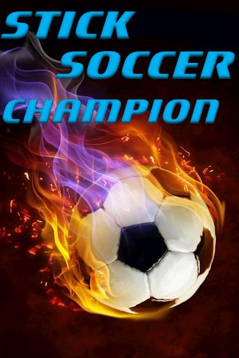 Stick Soccer Champion