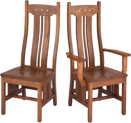 Colonial Dining Room Furniture: Dining Room Chair In The Colonial