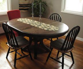 massachusetts dining set