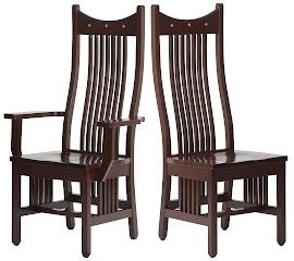 western chair