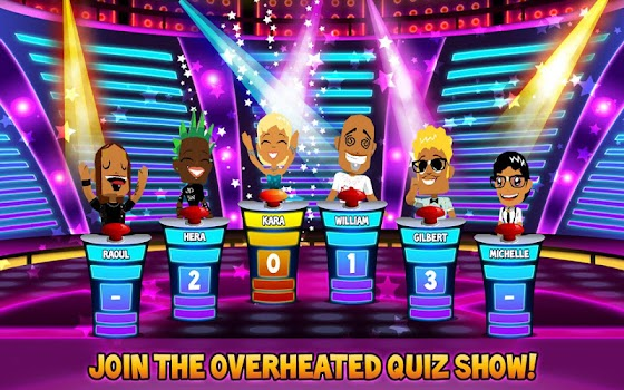 Superbuzzer Trivia Quiz Game