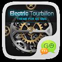 GO SMS ELECTRIC TOURBILLION icon
