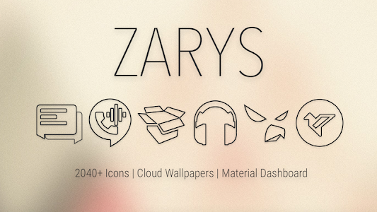Zarys - Icon Pack v1.0.0