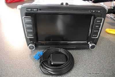 Golf VI GTI RNS 510 and 9WZ Bluetooth Install - Long Post