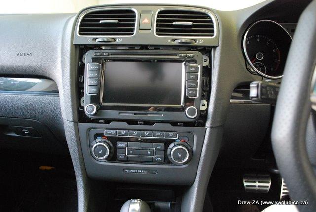 Volkswagen Golf Gateway Control Unit Module