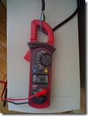 токовые клещи UT202