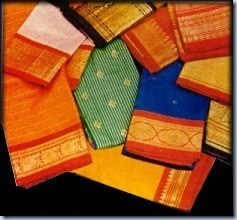 pothys silk saree