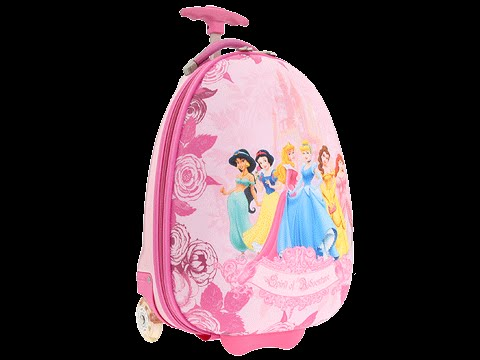 Heys Disney Princess 18  Wheeled Luggage Case Bag-for-women 93904ced9