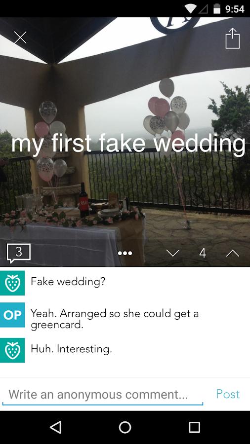 Unseen - screenshot