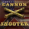 Cannon Shooter : Civil War Pro logo