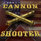 Cannon Shooter : Civil War Pro icon
