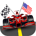 Formula racing games icon