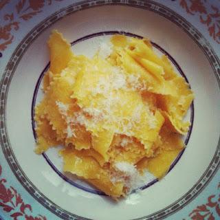 Pasta with Lemon-Parmesan Butter