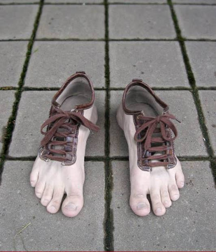 funniest shoe design of 2009