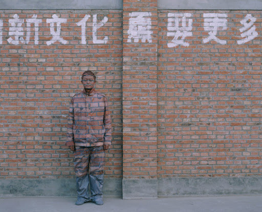 liu bolin's the incredible invisible man