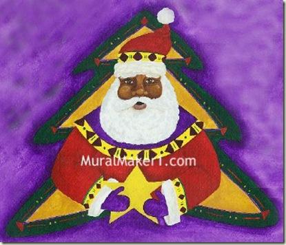 73c4e5399636f My Kids  Santa Claus - Just Paint It Blog