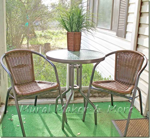 Spray Paint Patio Chairs Just Paint It Blog