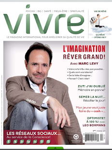 VIVRE Magazine- screenshot thumbnail