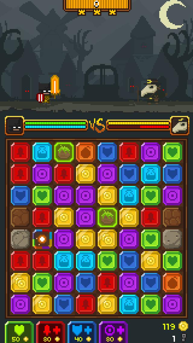 Horde of Heroes screenshot #1