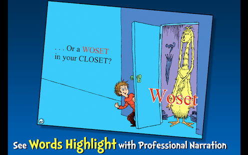 There's a Wocket in My Pocket! - screenshot thumbnail