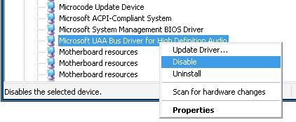 Intel dg31pr audio driver.