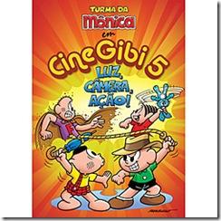 capa do DVD Cine Gibi 5