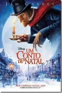 DVD Um Conto de Natal