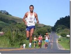 foto de uma maratona