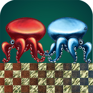 Sharks vs Dolphins : Checkers for Android