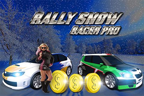 Rally Snow Racer Pro