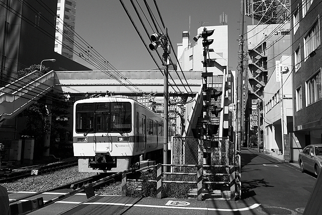 Shinjuku Mad - Transitory movements 28